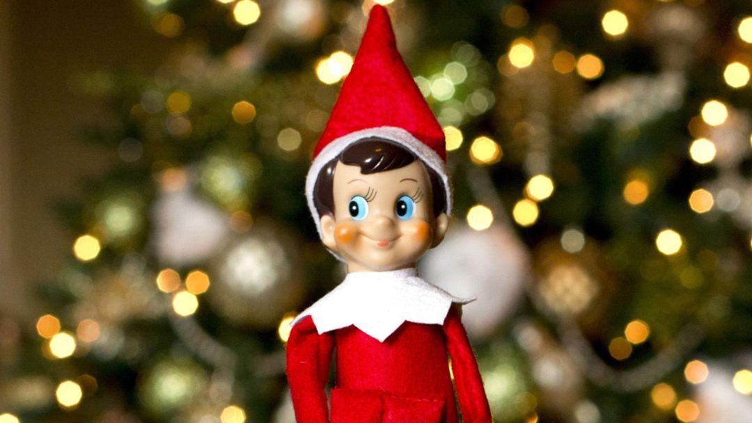 Christmas-Inspired Elf on the Shelf Names