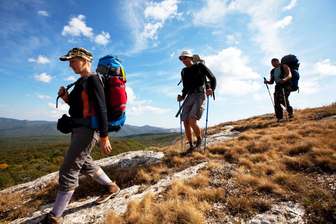 General Hiking Quotes