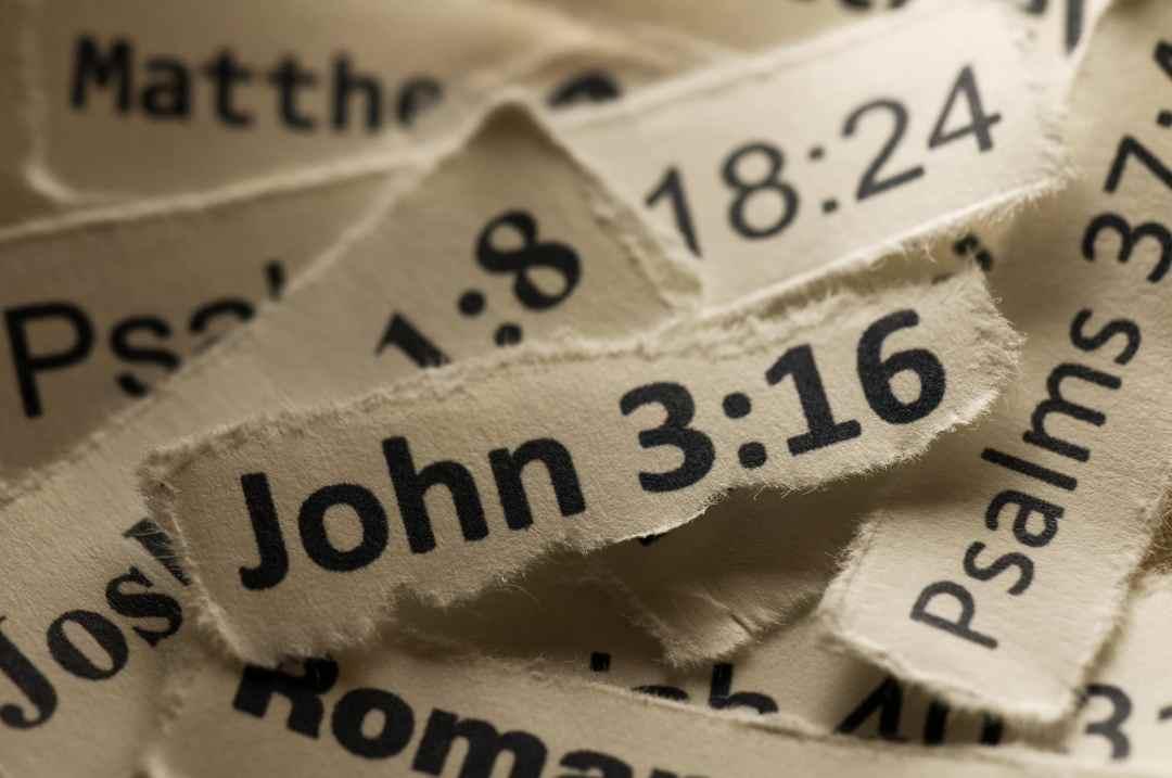 Popular Bible Verses