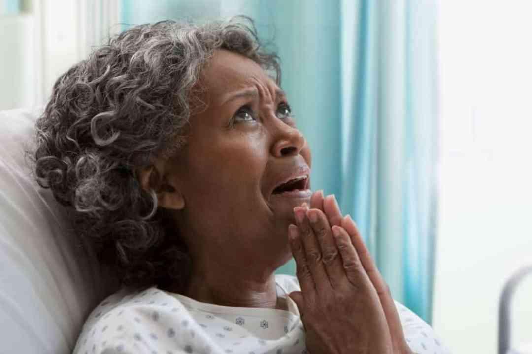 July 2021 Prayer for healing