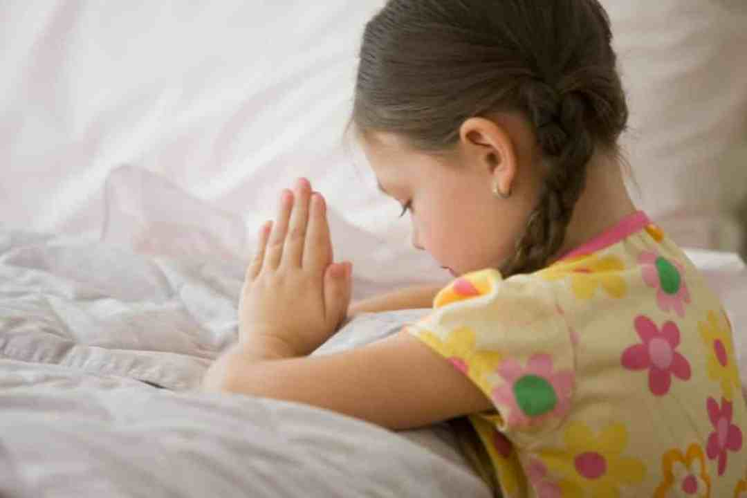 Prayer for the End of the Day