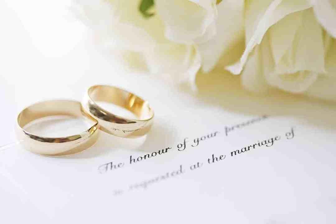 2021 Wedding Invitation Message