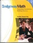 Bridgeway Math Key