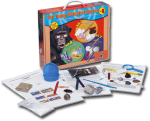 Science Set #3: Minerals, Crystals, and Fossils from The Young Scientists Club