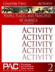 The Discovering of America (Chapter 2 Activities) from Paradigm Accelerated Curriculum