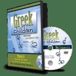 Greek for Children DVD Set