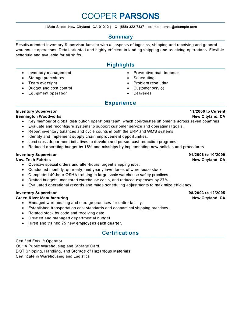 resume sample construction construction foreman resume sample