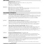 handyman caretaker resume sample free samples examples