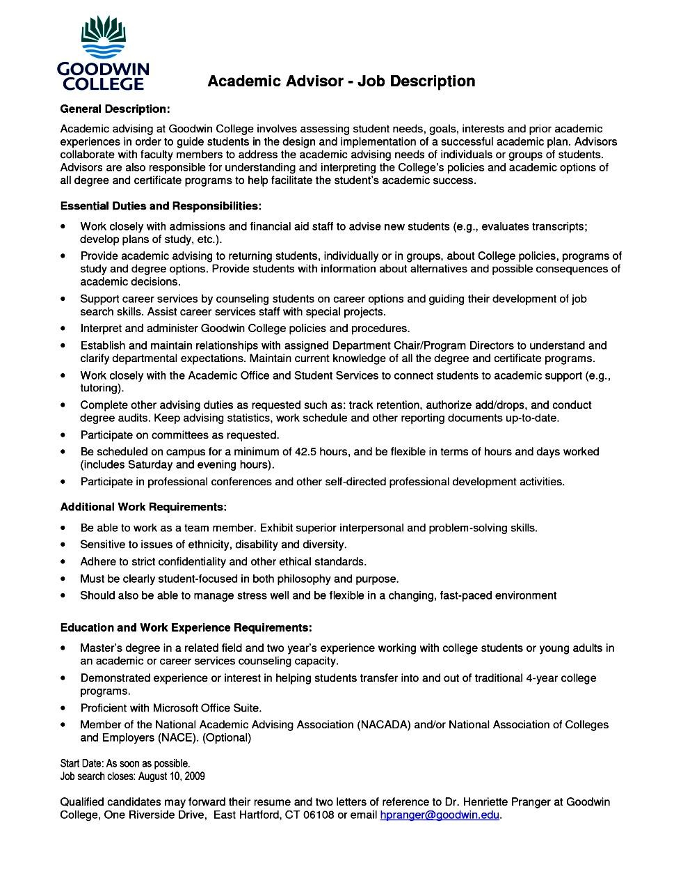 academic resume template for college free samples examples