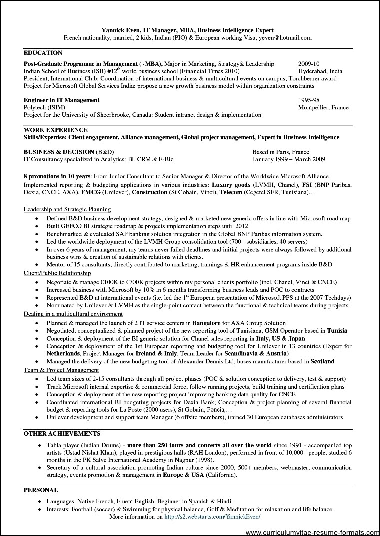 format of mba fresher resume download smlf beautiful resume format mba