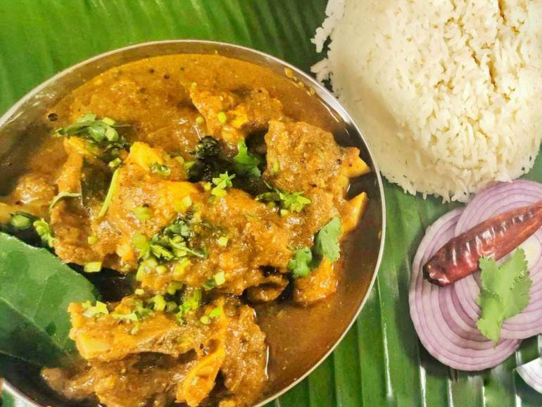 Chettinadu Chicken