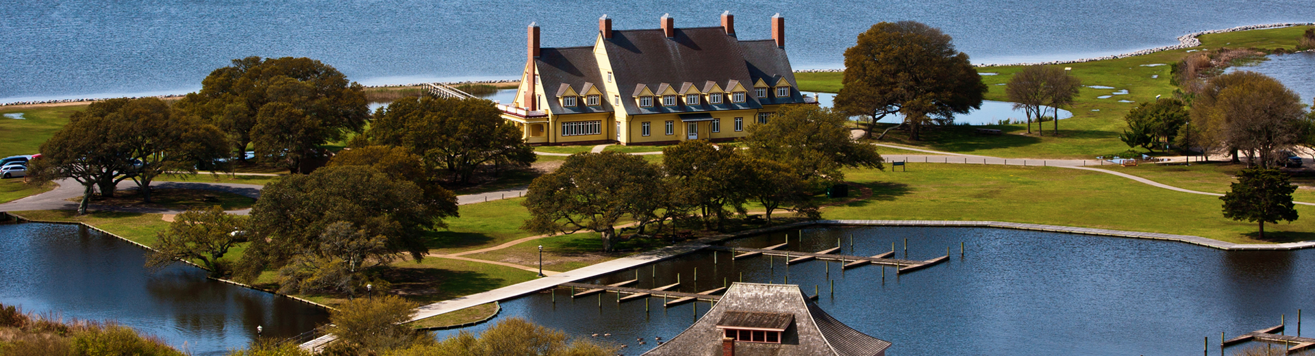 historic whalehead club in currituck county