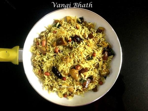 eggplant-bhaath