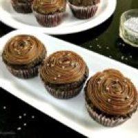 Super Moist Cocoa Cupcakes