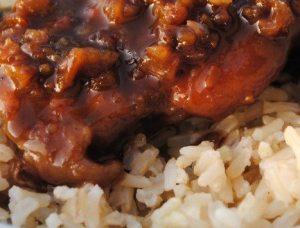 Iranian curry