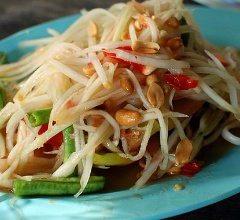 Thai Healthy Eating
