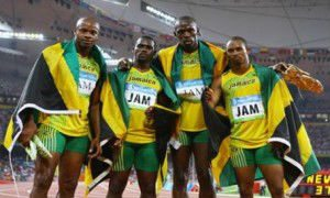 Jamaican athletes curry culture