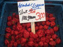 Aziatische groenten peper2