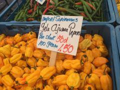Aziatische groenten pepers 3