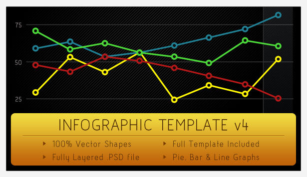 Infographic Elements + Template - 9