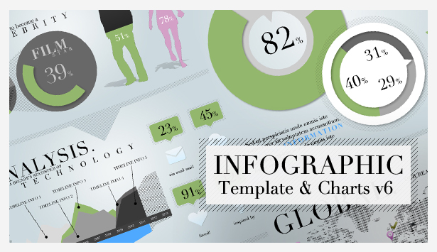 Infographic Elements + Template - 5