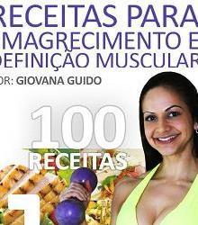 Receitas Para Emagrecimento e Definição Muscular