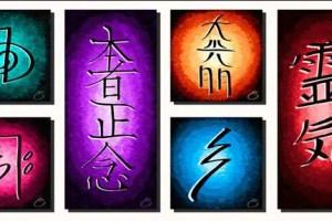símbolos reiki para protección