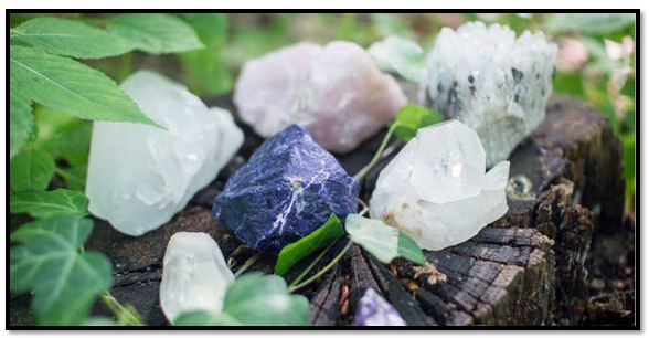 Piedras para Reiki