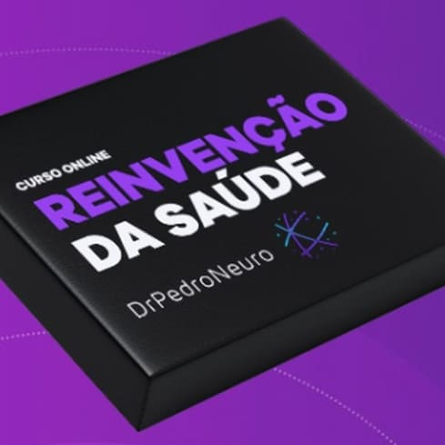 Curso Reinvenção da Saúde Dr. Pedro