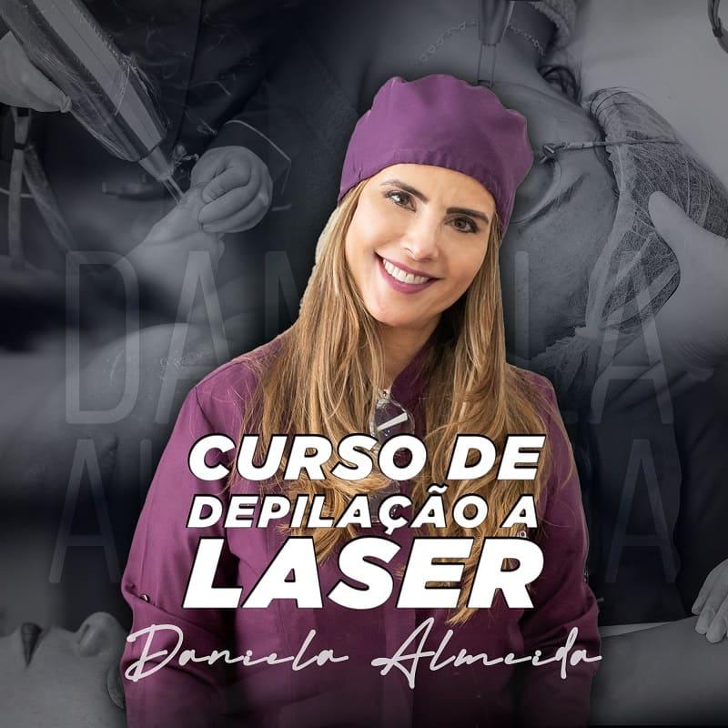Curso de Depilação a Laser by Daniela Almeida