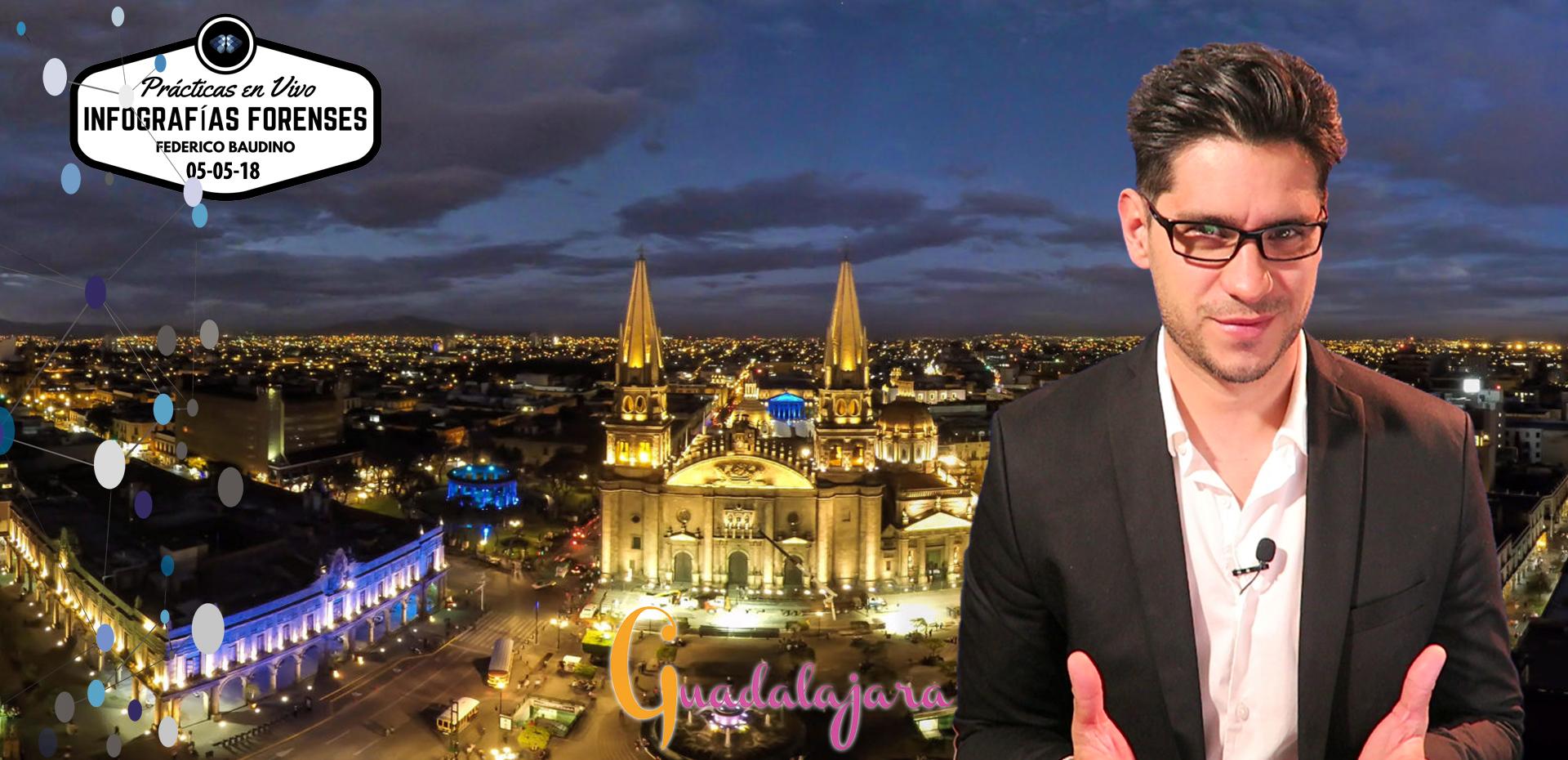 Infografías Forenses Guadalajara
