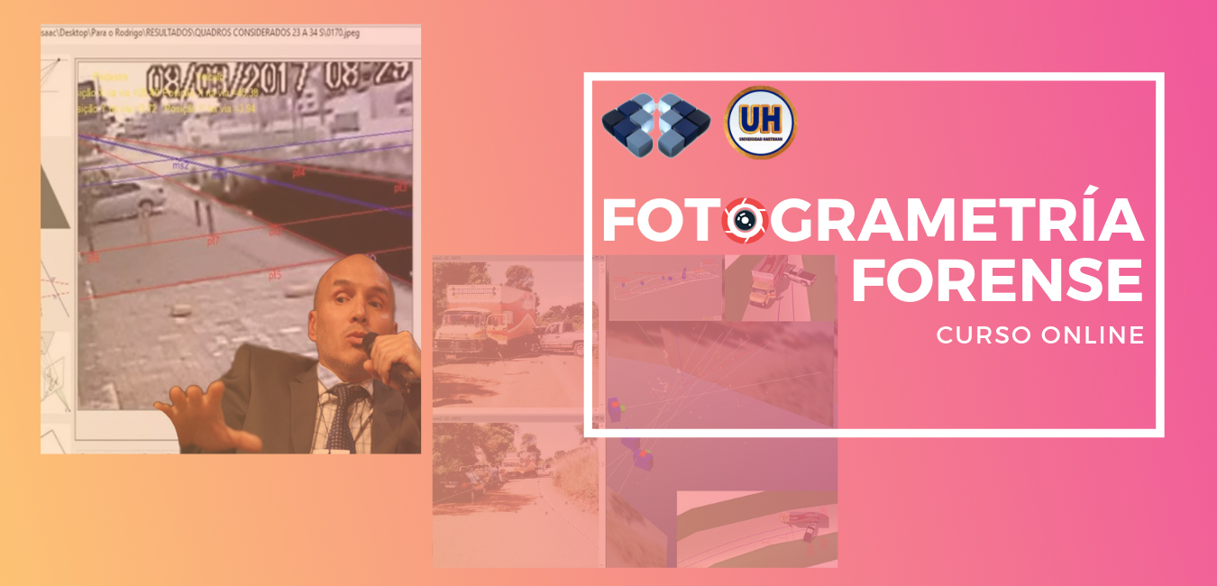 curso online fotogrametria forense