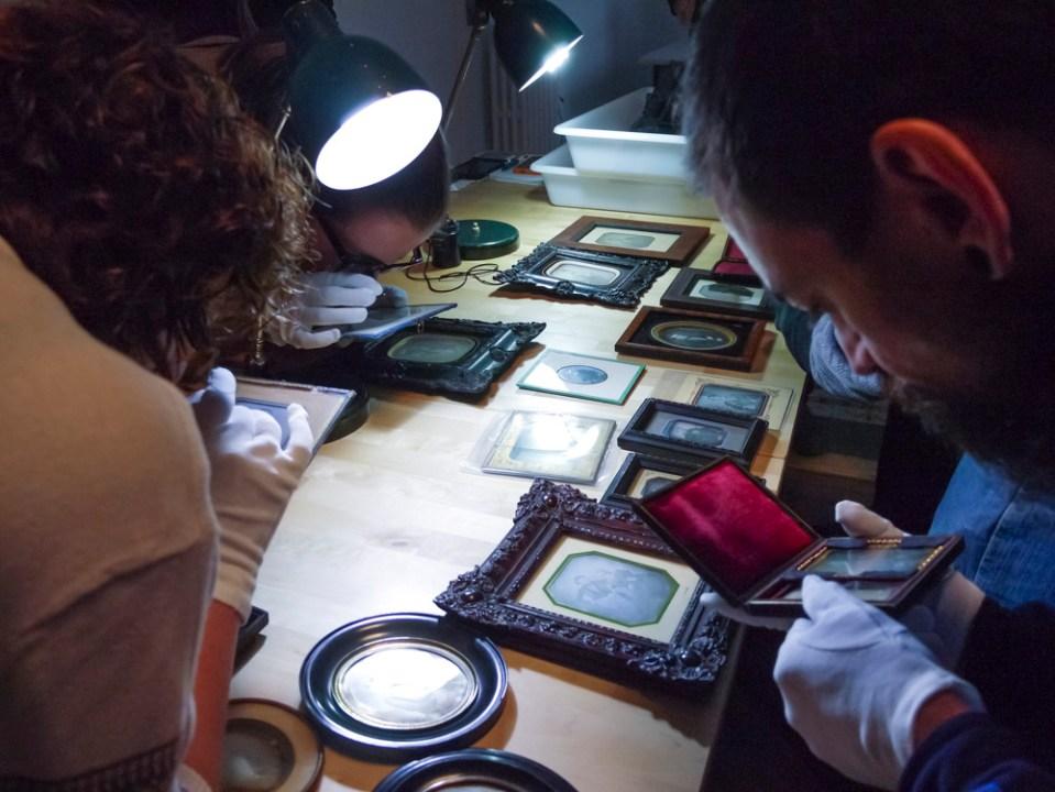 Wet Plate Collodion Workshops | Workshops Colodión Húmedo