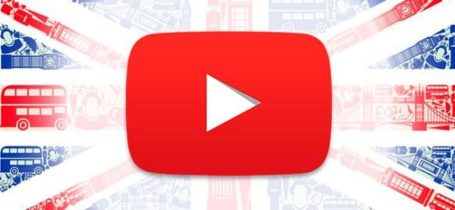 Youtube para aprender inglés