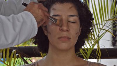 Tutorial maquillaje para cine