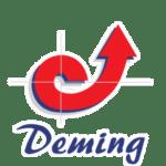 deming logo