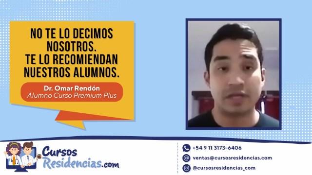 Dr. Omar Rendón