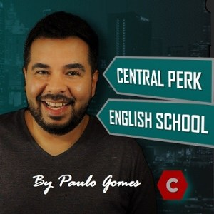 Central Perk English School (by Paulo Gomes)