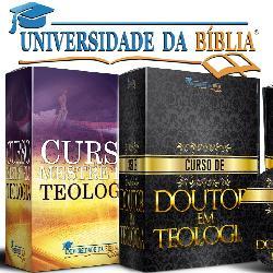 Curso Mestrado Doutorado em Teologia a Distancia