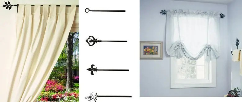 Super Choosing Curtain Rods For A Kids Bedroom Butterflies Best Image Libraries Thycampuscom