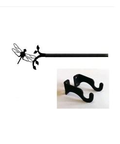 Dragon Curtain Rod