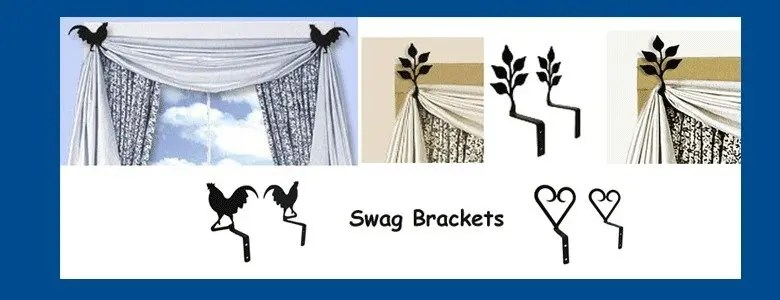 Decorative-Swag-Curtain-Brackets