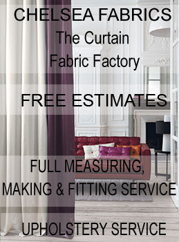 curtain fabric factory 230 236a north end road fulham london w14 9nu
