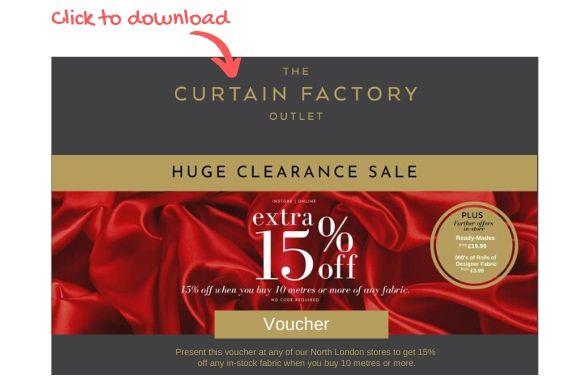 2020 clearance sale curtain factory