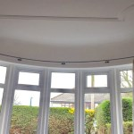 Truly Affordable Luxurious Curtain Poles For Your Bay Window