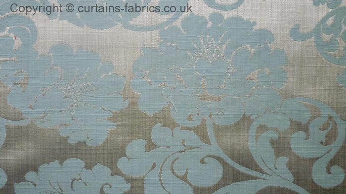 ROMA By BILL BEAUMONT TEXTILES In DUCKEGG Curtain Fabric