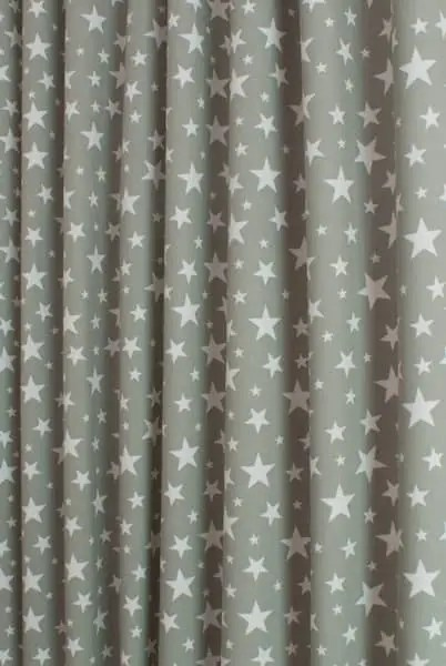 Apollo Stars Charleston Grey Roman Blinds