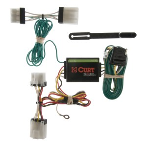 CURT VehicletoTrailer Wiring Harness 55353 for Nissan