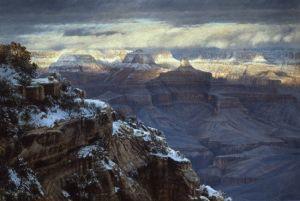 Winter Grandeur Revealed