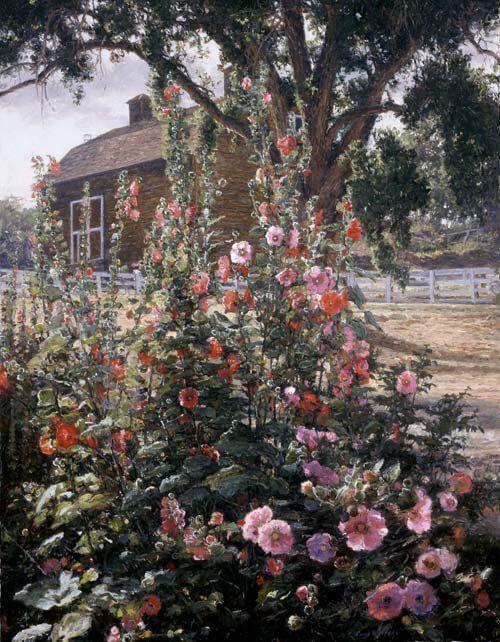 Mom's LaPlata Garden